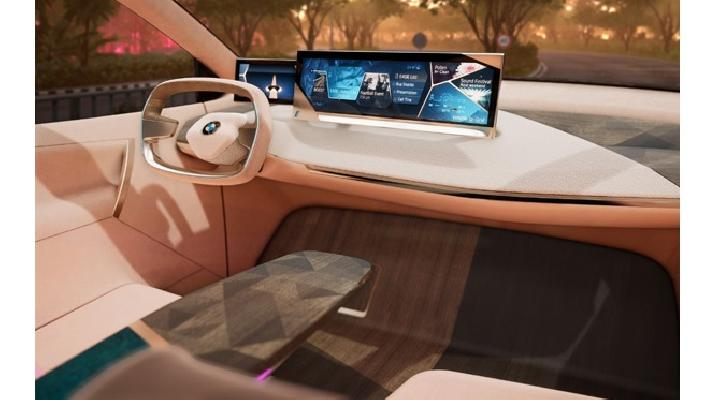BMW Vision iNEXT - Mixed Reality. - BMW