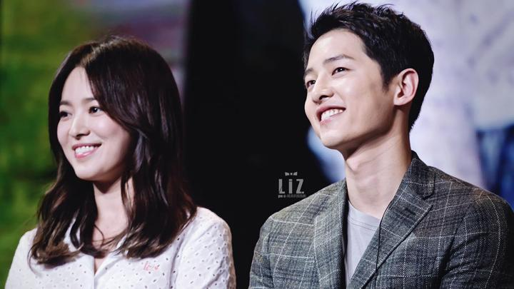 Song-Song Couple, Song Hye Kyo dan Song Joong Ki. koreaboo.com