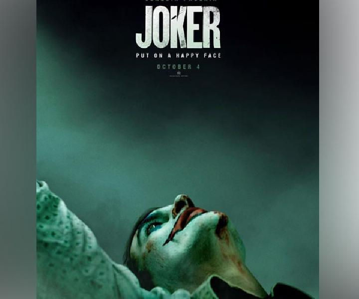 Poster film Joker. Instagram