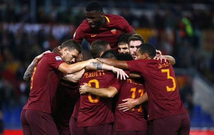 AS Roma. Reuters