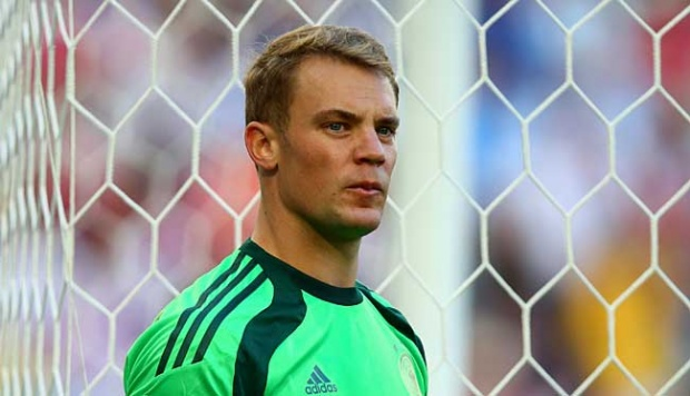 Manuel Neuer. Clive Rose/Getty Images