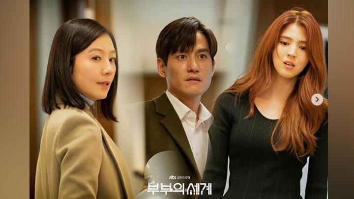 Drama korea The World of the Married. Instagram.com/@jtbcdrama