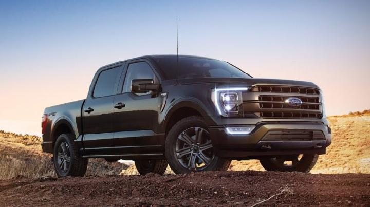 Ford F-150 2021. (Ford)