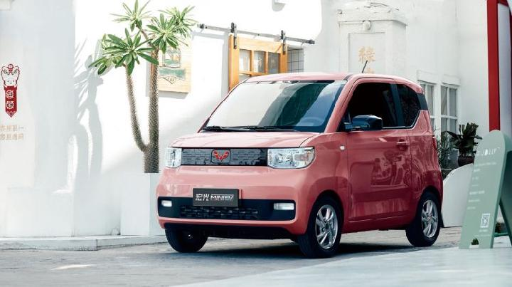 Hong Guang MINI EV. (Wuling)
