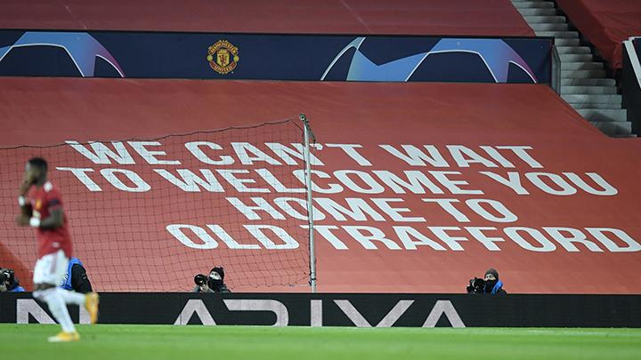 Manchester United. REUTERS/Toby Melville