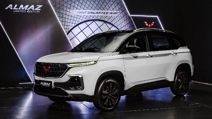 Wuling Almaz Limited Edition. (Wuling)