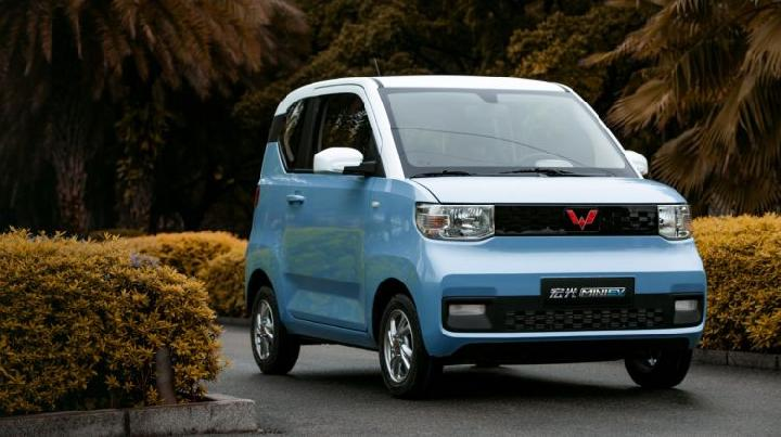 Wuling Mini EV (GM Cina)