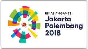 Logo Asian Games 2018.