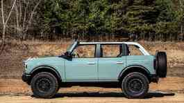 Ford Bronco First Edition. (Ford)