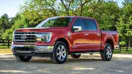 Ford F-150 , 25 Juni 2020. Ford Motor Co/Handout via REUTERS.
